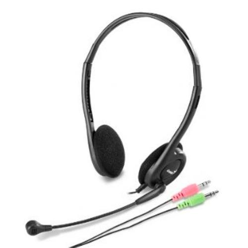 auricular con microfono genius hs-200c vincha skype chat