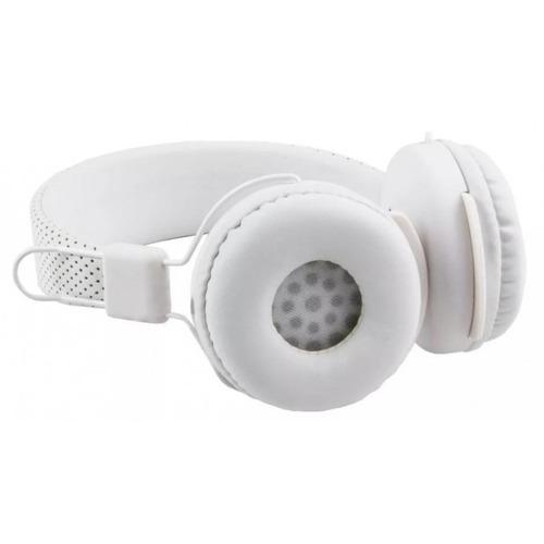 auricular con microfono pcbox nathan pcb-h700 blanco