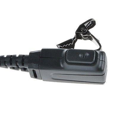 auricular de tubo acústico auricular mic para baofeng radio