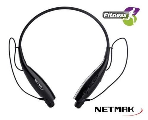 auricular deportivos bluetooth e25 para correr netmak envio