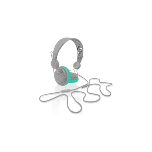 auricular diadema perfect choice gris - la compra perfecta