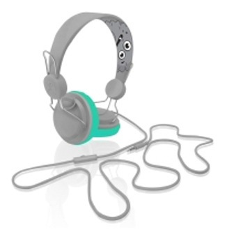 auricular diadema perfect choice gris - tecsys