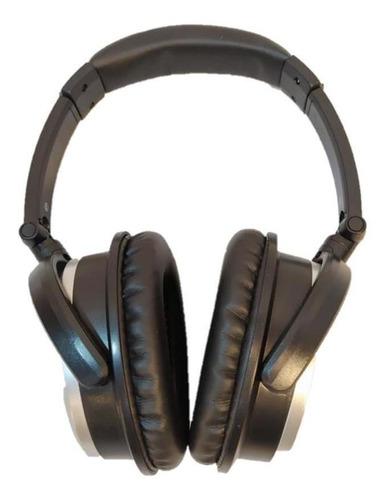 auricular dj monitoreo cable extraible hugel dch-4094