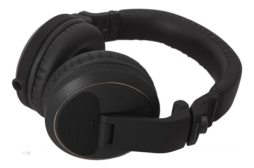 auricular dj profesioal pioneer hdj x5 k  negro