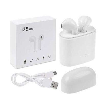 auricular dobles bluetooth i7s tws airpods iphone 7 8 plus x