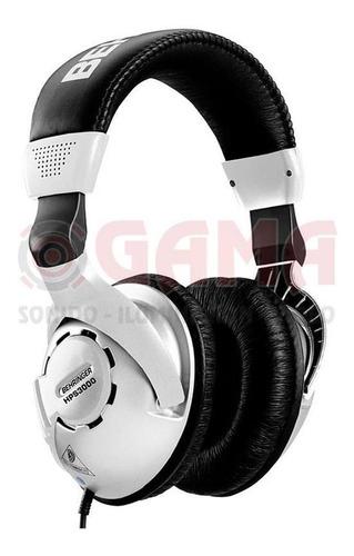 auricular estudio hps3000 behringer 3000089