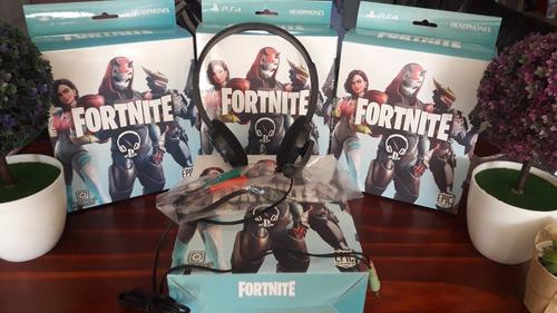 auricular fortnite microfono para play 4 ps4 gamer oferta
