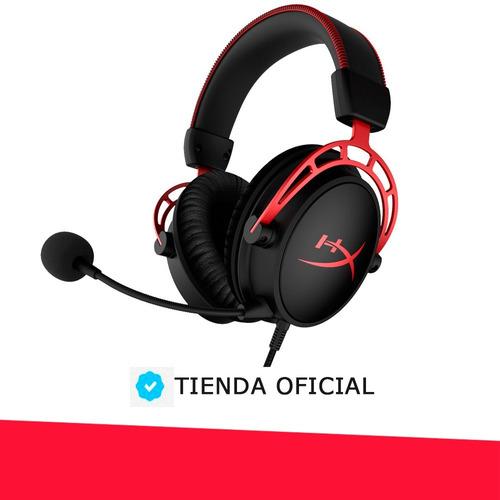 auricular gamer hyperx cloud alpha pc ps4 xbox one tienda 2