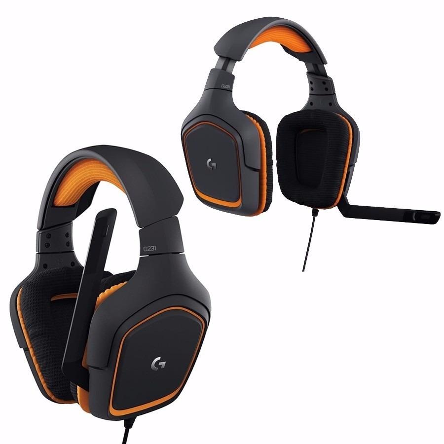 Auricular Gamer Logitech G231 Prodigy Xbox One Ps4 Pc Oferta