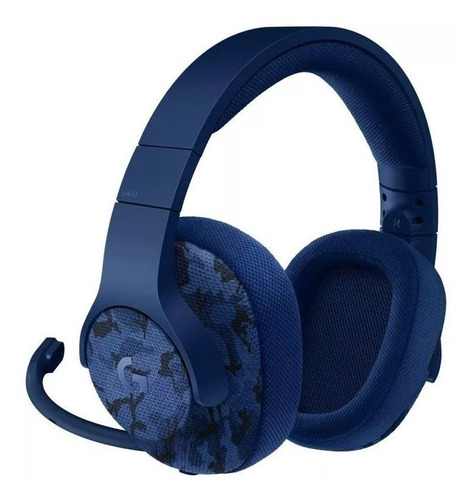 auricular gamer logitech g433 usb7.1 surround fortnite envio