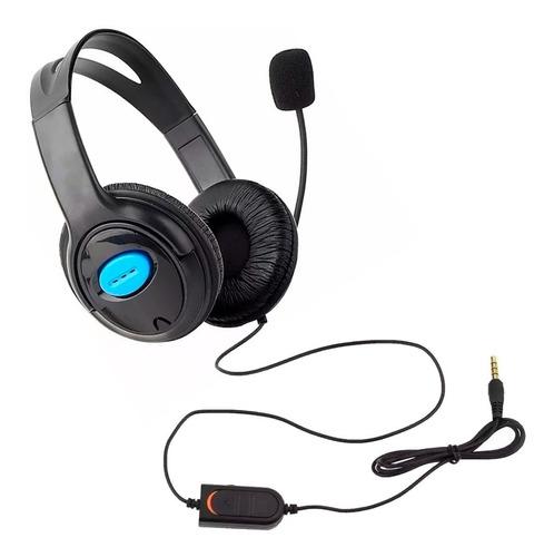 auricular gamer microfono pc/ps4 playstation 4