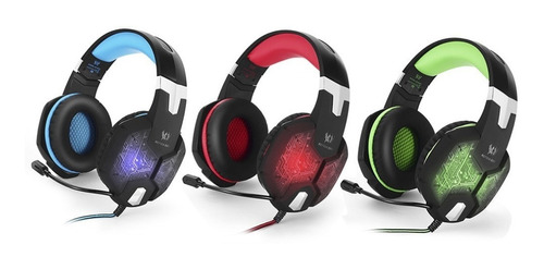 auricular gamer pc, ps4, xbox one - g1000 kotion