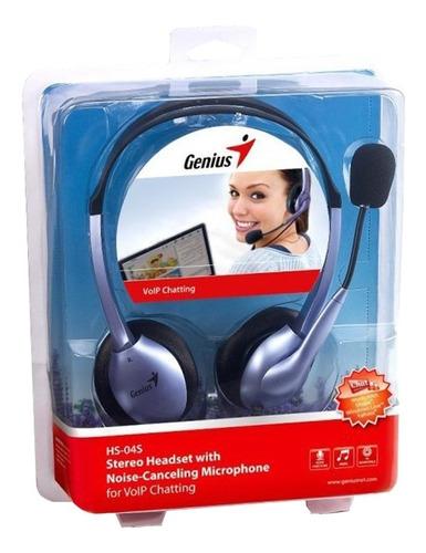 auricular genius con microfono vincha ajustable ramos mejia ultimo modelo