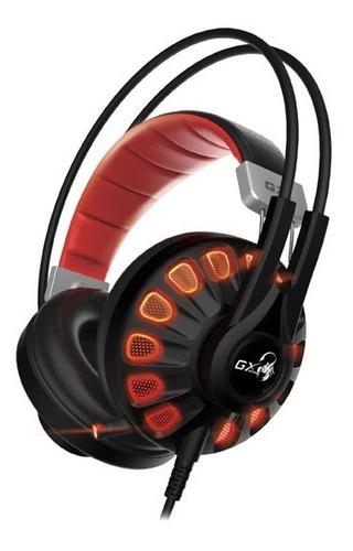 auricular genius gamer gx hs g680 sonido 7.1 envolvente ps4