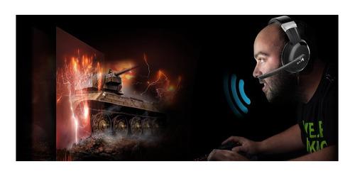 auricular genius gx hs g580 con microfono headset gamer