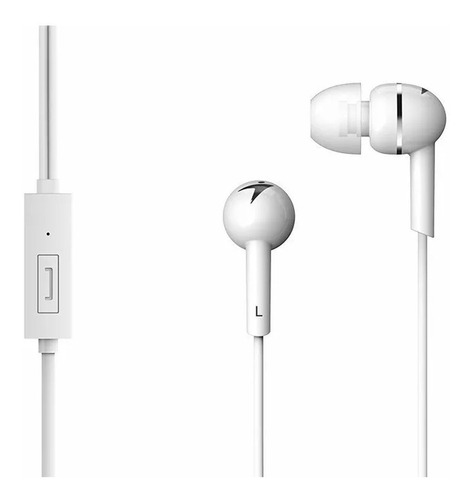 auricular genius hs m300 in ear manos libres mic celular 3.5