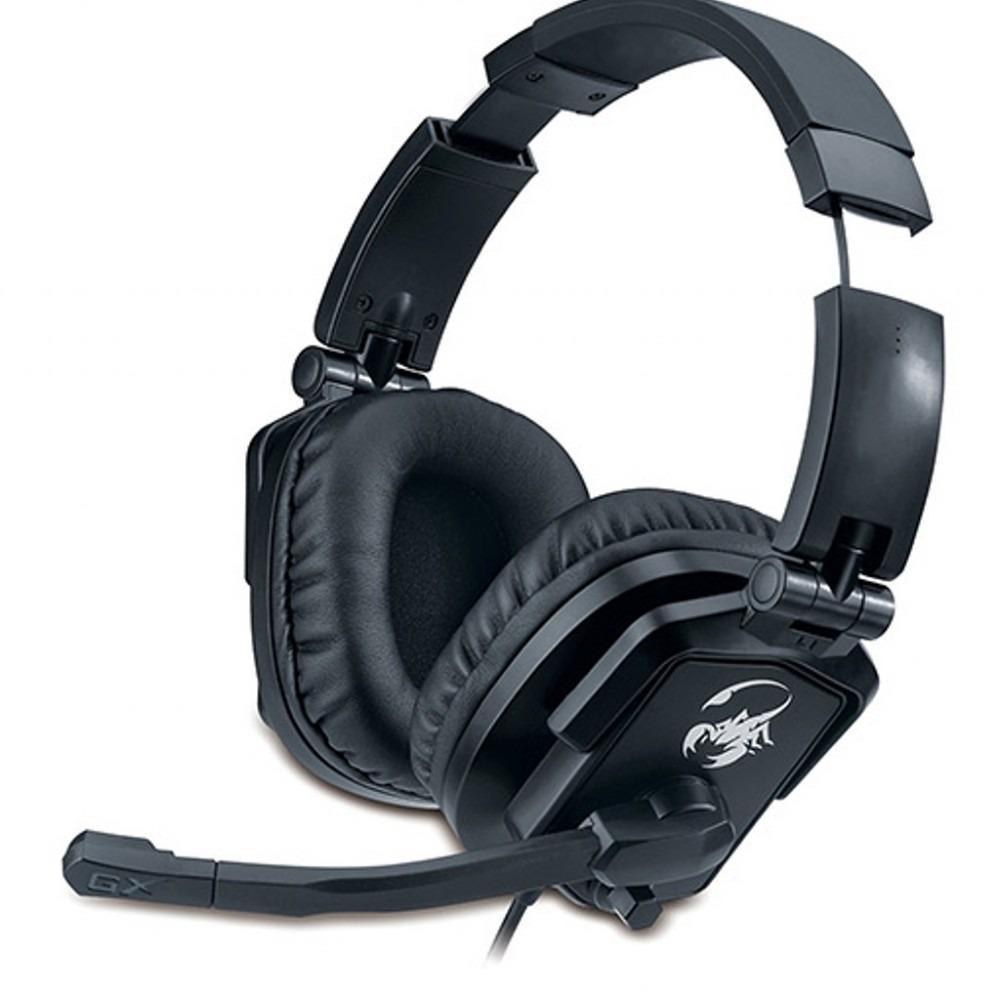 9b914fb53cf Auricular Gx Genius Lychas Hs-g550 Gaming C/microfono - $ 890,00 en ...
