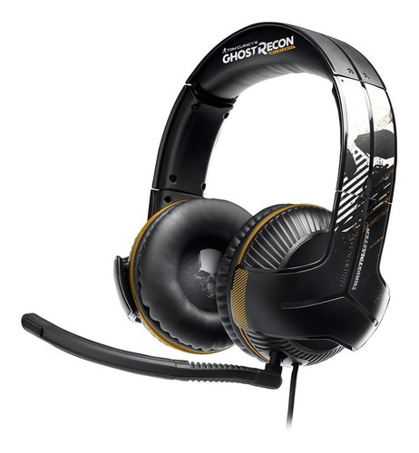 auricular headset 7.1 gamer pc xbox thrustmaster ghost recon