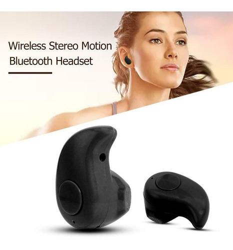 auricular inalámbrico bluetooth 4.0 manos libres iphone celu