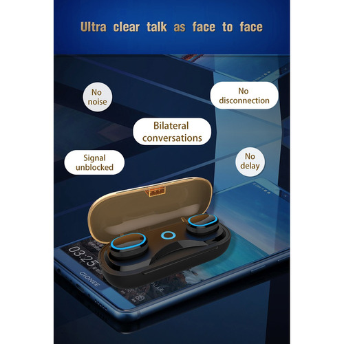 auricular inalambrico bluetooth 5.0 tws t16-1