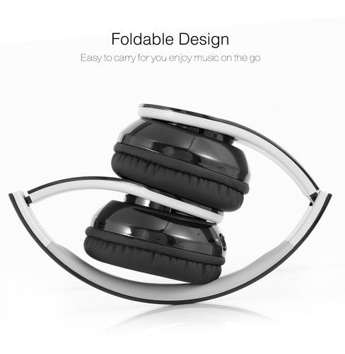 auricular inalámbrico dylan v4.1 bluetooth plegable estéreo