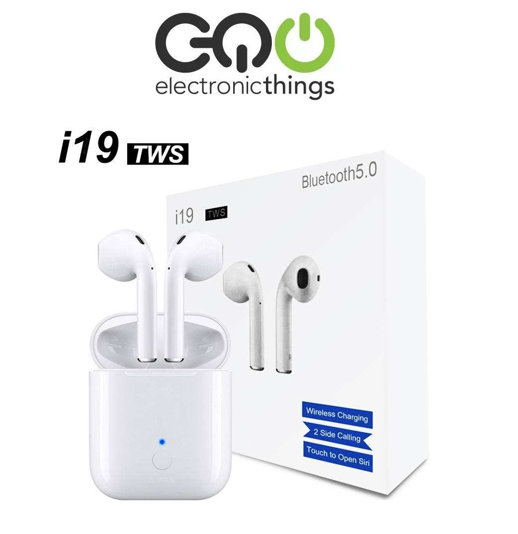 62adb68545c Auricular Inalambrico I19 Tws Touch AirPods Android Ios - $ 1.499,00 ...