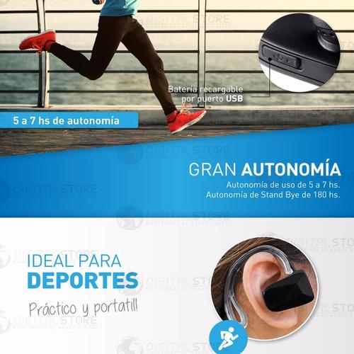 auricular inalambrico vincha deportivo bluetooth running fit
