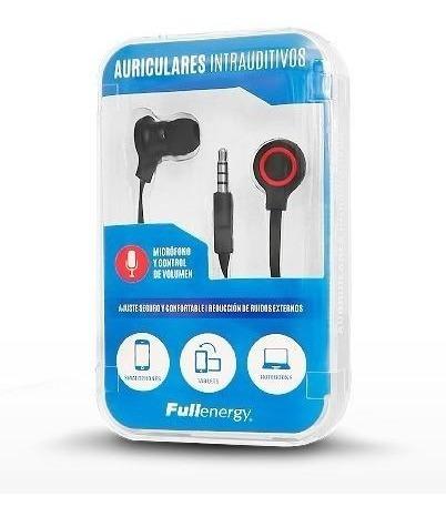 auricular intrauditivo microfono 3.5mm smartphone celular