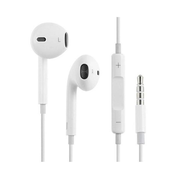 6026216b0ab Auricular iPhone 6 6s Plus Manos Libres Microfono Hoco 3.5mm - $ 399 ...