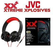 auricular jvc xtreme xplosives deep bass extended comfort