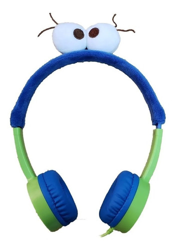 auricular  kids monster niños c/prot de vol -netmak - aj hog