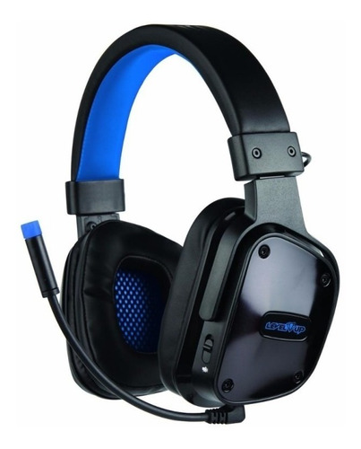 auricular level up viper pc gaming dj  soundgroup