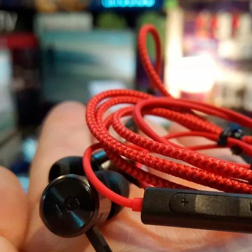 auricular lg g4 quadbeat 3 - original manos libres en caja compatible lg g3 /g7 /k9 /q6 /k11/ k40 + cable usb de regalo!