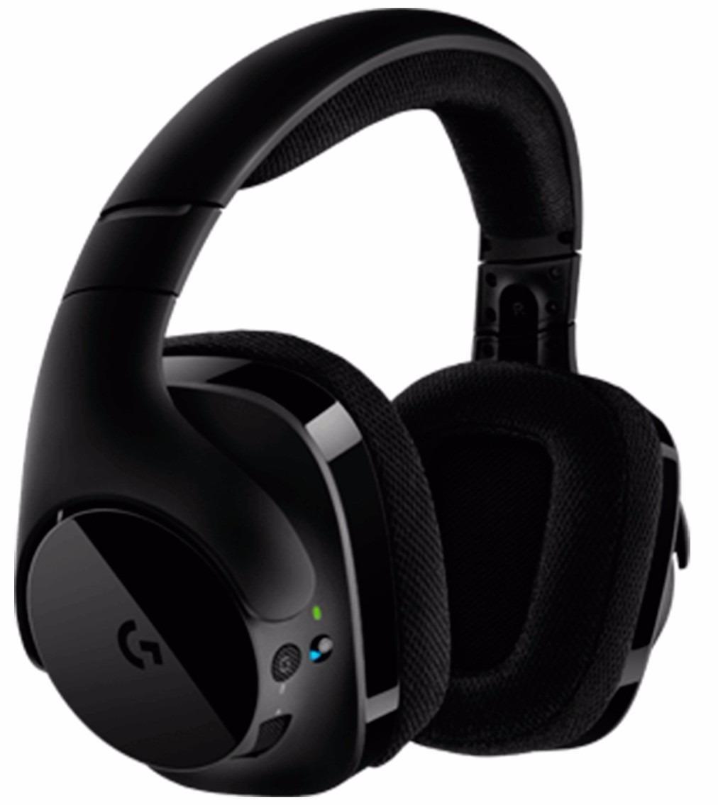 Auricular Logitech G533 Usb 7.1 Wireless