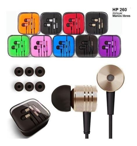 auricular madison hp-260 manos libres magnéticos s