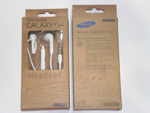 auricular manoslibre samsung galaxy s4 i9500 original color