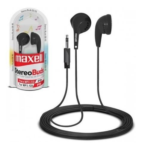 auricular maxell eb-95 alta fidelidad - factura a / b