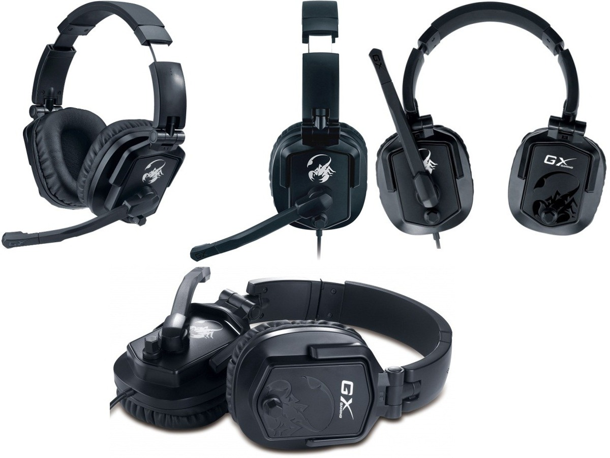 Características. Marca Genius  Línea GX Gaming  Modelo Lychas  Modelo  alfanumérico HS-G550  Formato Headset ffbde56bb4