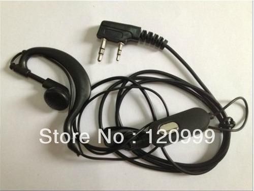 auricular microfono manos libres p/handy baofeng, kenwood
