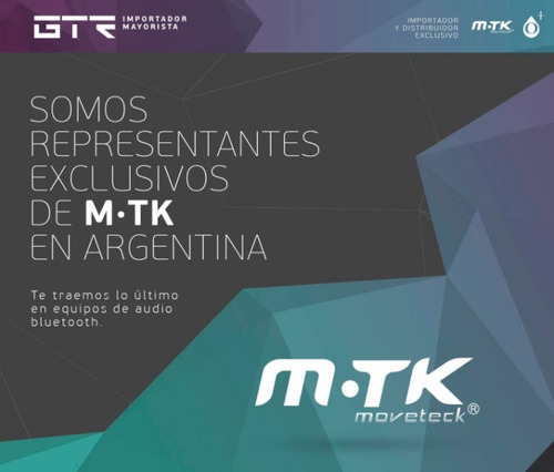 auricular mono manos libres mtk ct765 bluetooth sonido music