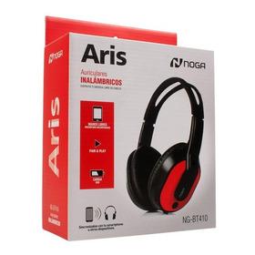 Auricular Noganet Ng-bt410 Rj Aris Bluetooth