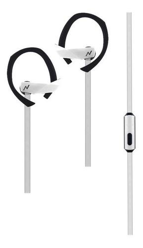 auricular noganet sport fit sf322 manos libres clip oreja