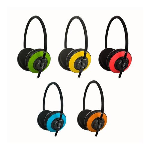 auricular overtech icon 2 c microfono ideal pc o cel pc
