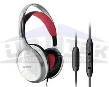 auricular philips shh956010 cmicrofono integrado