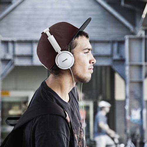 auricular philips shl5000 on-ear plegable garantia oficial- importadora fotografica - distribuidor oficial philips