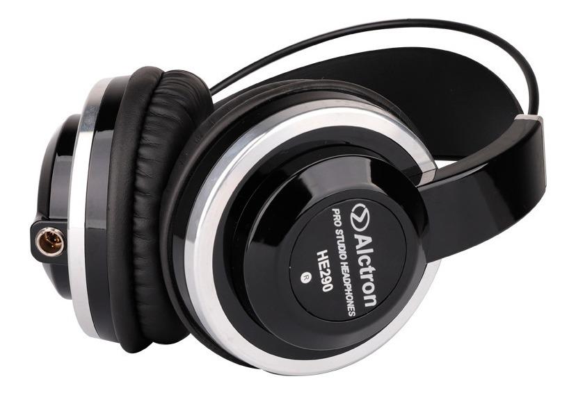 Auricular Profesional Cerrado Alctron He290 - $ 5.057,51 en Mercado Libre