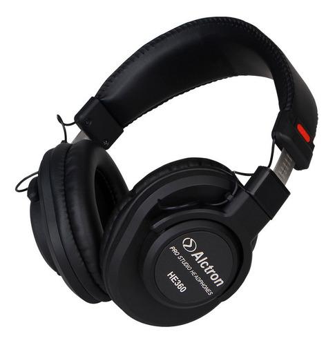 auricular profesional monitoreo alctron he360