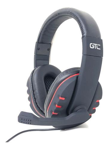auricular ps4 gamer ps4 hsg-516 usb microfono p/ playstation 4
