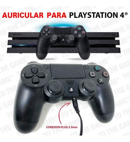 auricular ps4 ps4 playstation