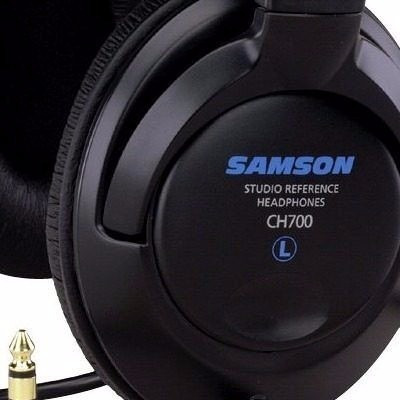 auricular samson ch-700 neodimio excelente monitoreo